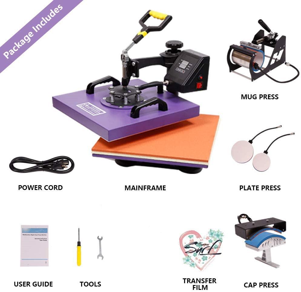 Tale Heat Press Machine